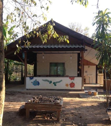 Tree House Homestay - Tambon Wiang Nuea - Casa