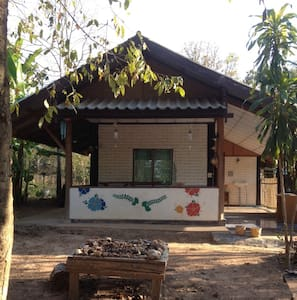 Tree House Homestay - Tambon Wiang Nuea - 一軒家