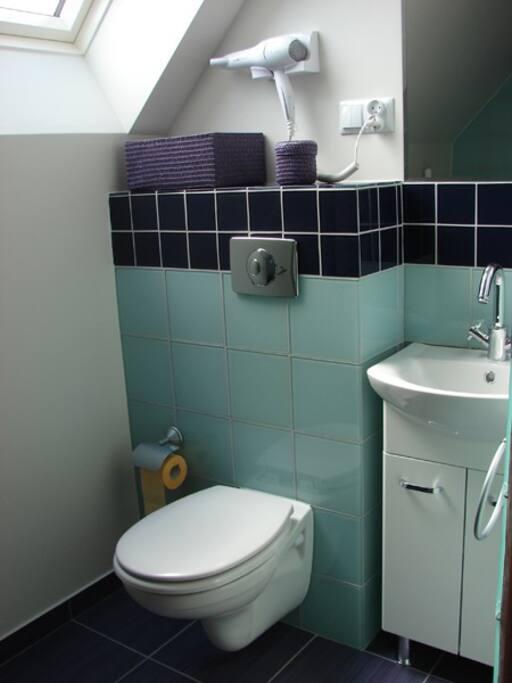 Apartament Junior - łazienka