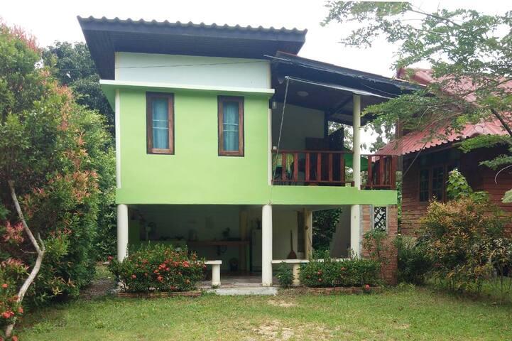 Wisinee Modern House Type.A