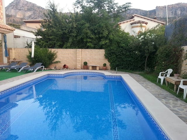 Villa with pool, Málaga, Andalusia (VTAR)