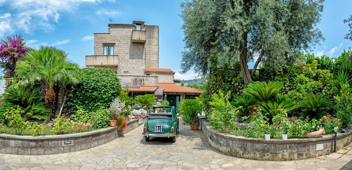 B&B Villa Concetta - Sorrento center
