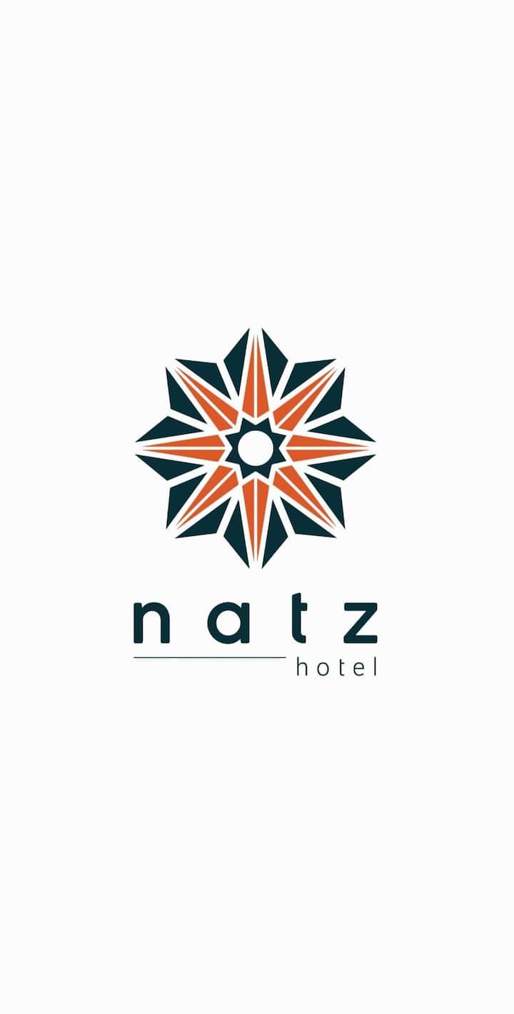 NATZ HOTEL (UNIÓN. CONEXIÓN. DESCANSO.)
