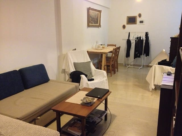 Low cost apartment in Athens - Athina - Appartement
