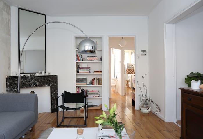 Beautiful artsy light apartment 2p - Amsterdam - Apartment
