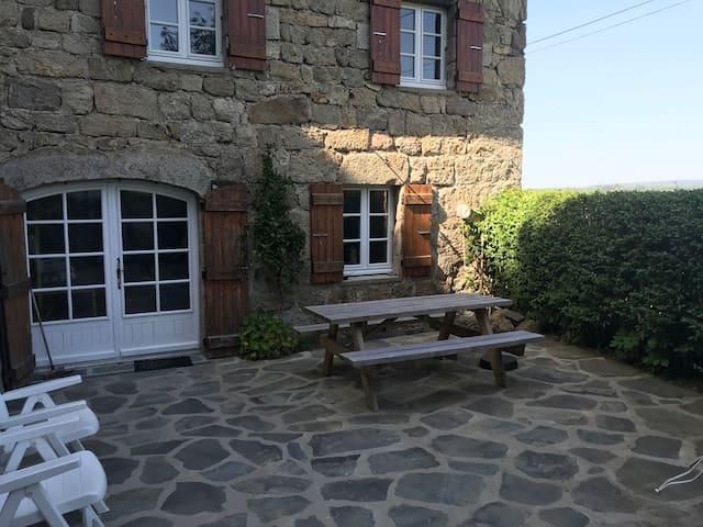 Maison du bois du Betz