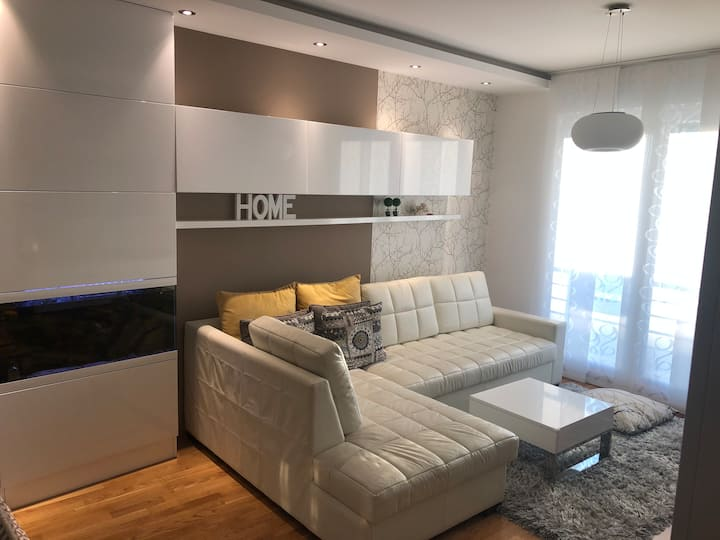 De luxe 5 stars apartment (+ free garage place)