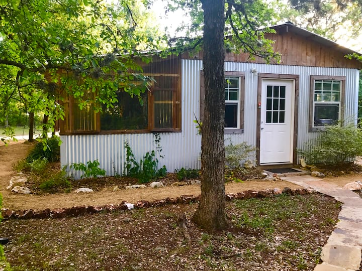 Artist's South Austin Studio Bungalow