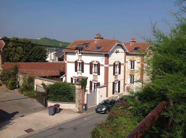 Maison au coeur du vignoble - Verzenay - Dom