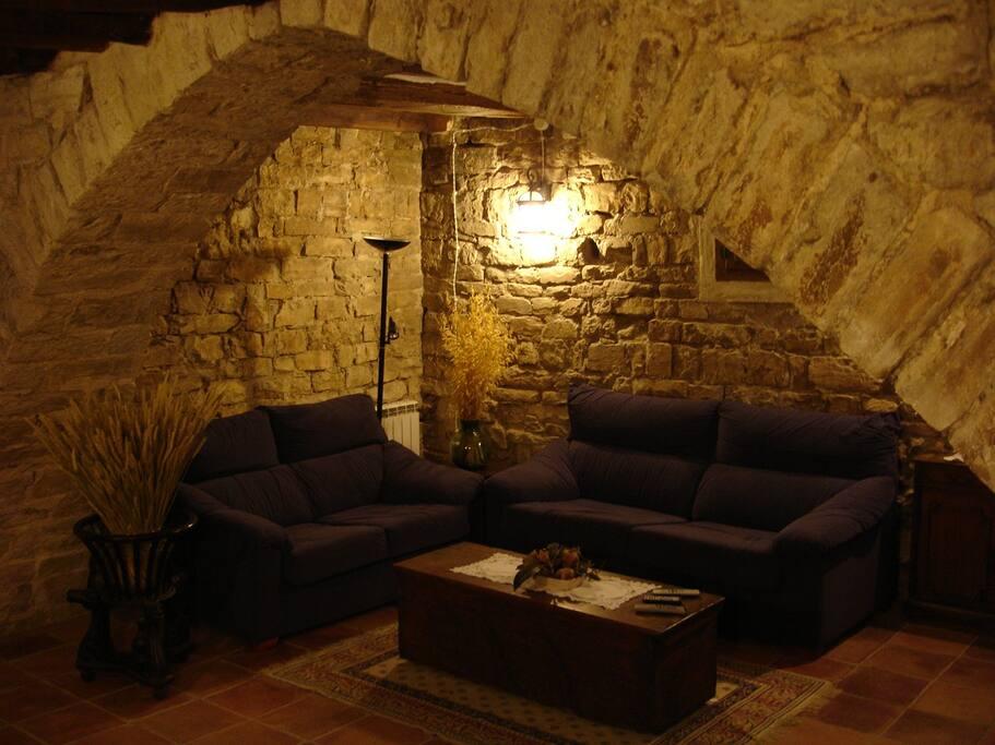 Living room Cal Raich
