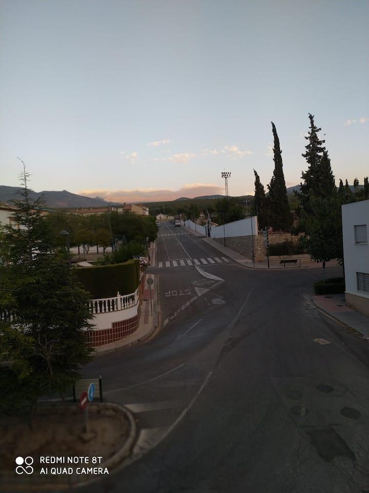 Entre la Sierra y la Alhambra