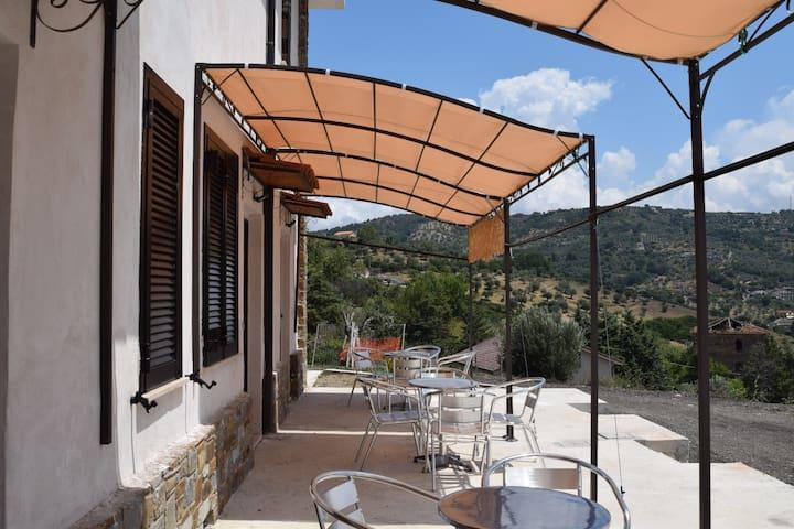 Monolocale in Villa Privata Agropoli