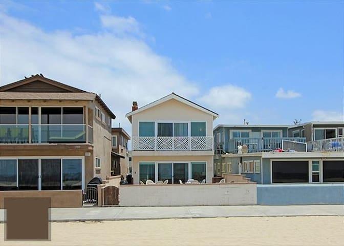 Seashore (68146) - Newport Beach - House