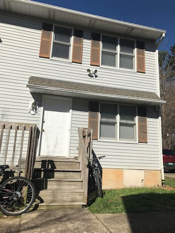 Cozy Apartment close to Franklin St. - Chapel Hill - House