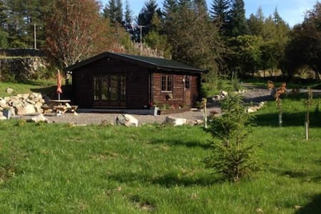 THE HIDEAWAY LOG CABIN - Saint John's Town of Dalry