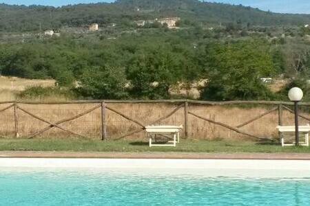 Chianti 1 fra Siena e Firenze wi-fi - Ambra/Bucine