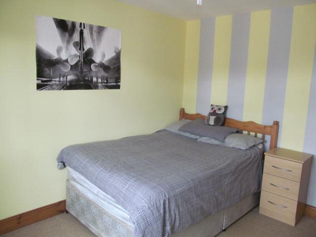 Double room, 2 minutes from town and park :) - Killarney - Byt