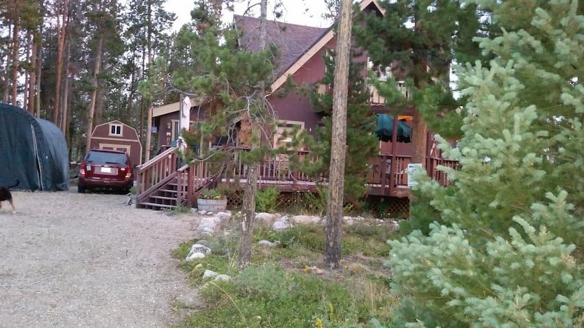 Cozy Mountain Home in Granby, CO - Grand Lake - Dom