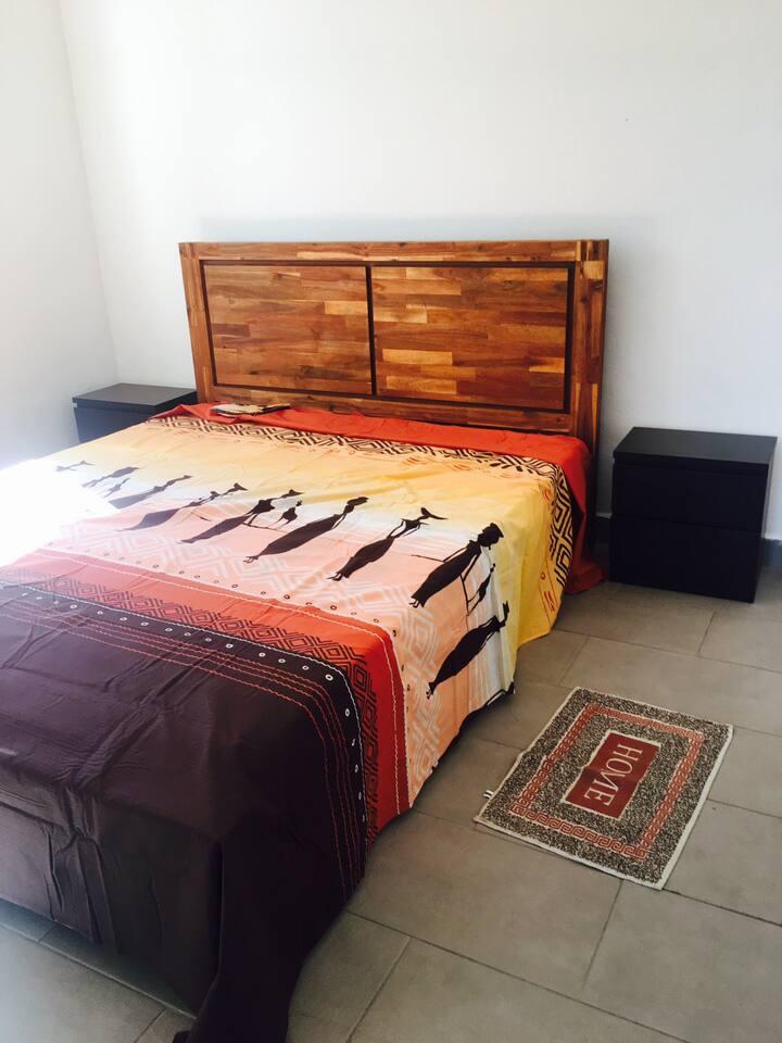 Chambre exotique Cilaos 40€