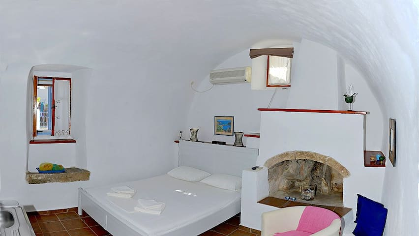Sisi Vana house - apartment Porphyris - Kythira - Apartemen