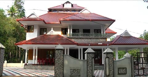Luxurious Residential Home - 4 bedroom, Kottayam