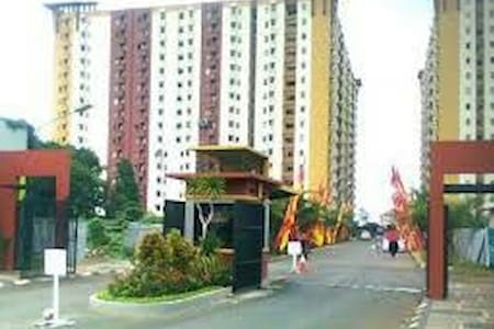 Sewa Penginapan Harian - Jakarta Timur - Квартира