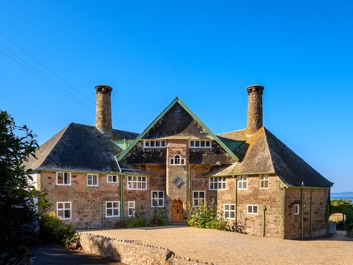 The Beach House-Devon- Reduced Rate for 6 guests