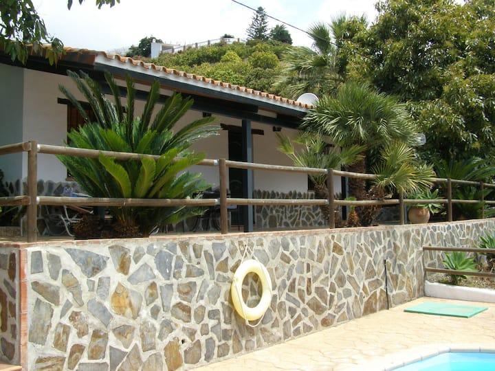 Cycas. Una villa encantadora entre mangos.