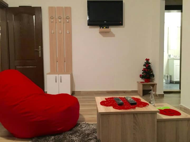 Apartments Popovic- Red