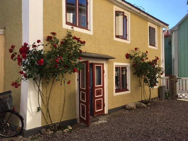 Private cottage in historical surroundings!