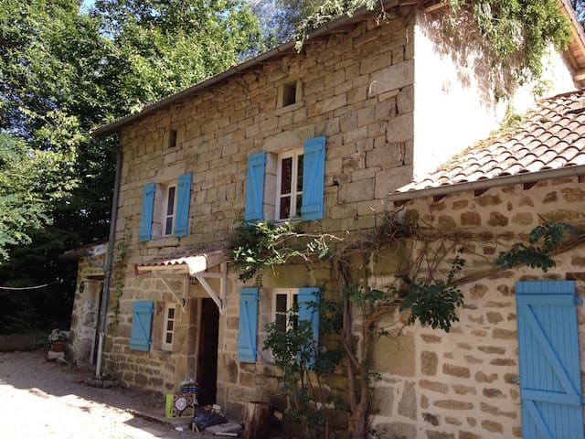 Delightful French farmhouse - Saint-Julien-le-Petit