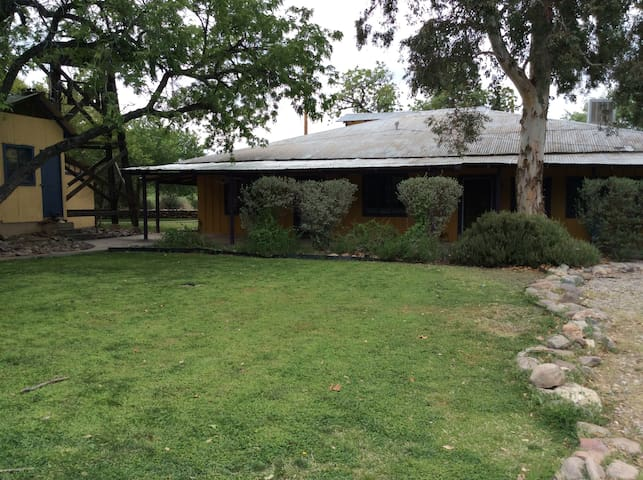 Newly renovated Two Bedroom Casita