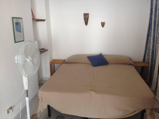 Rinella,Salina, monolocale in villa - Rinella - Apartment