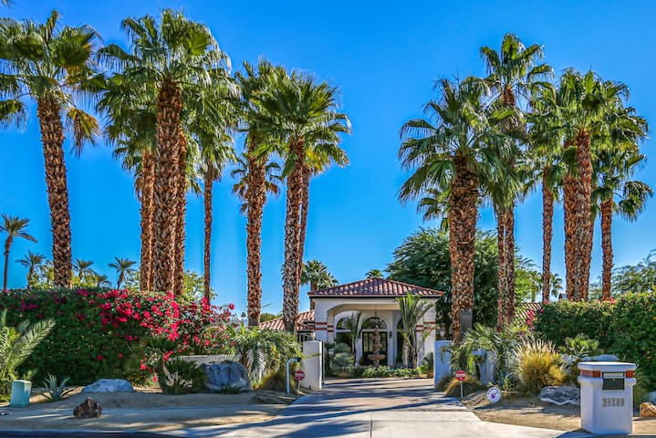 Pvt Compound on Millionaires Row, Rancho Mirage