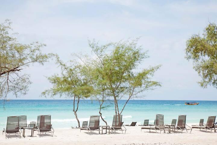 Wonderful Beachfront Villa on Koh Rong!