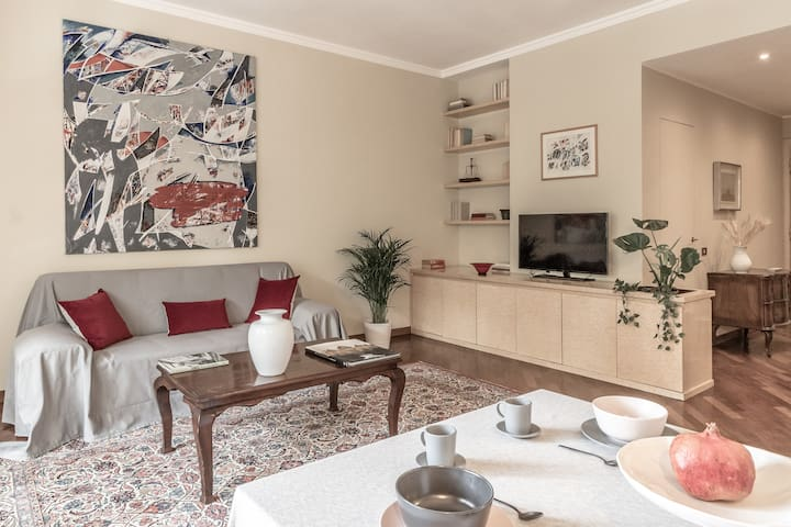Chic Apartment close to Milan Fair: Biz & Shops