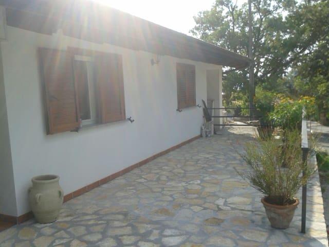 Relax nel Cilento tr mare e collina - Roccagloriosa - Apartamento