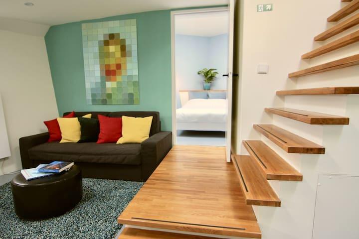 Cosy & comfortable suite on coaster close 2 centre