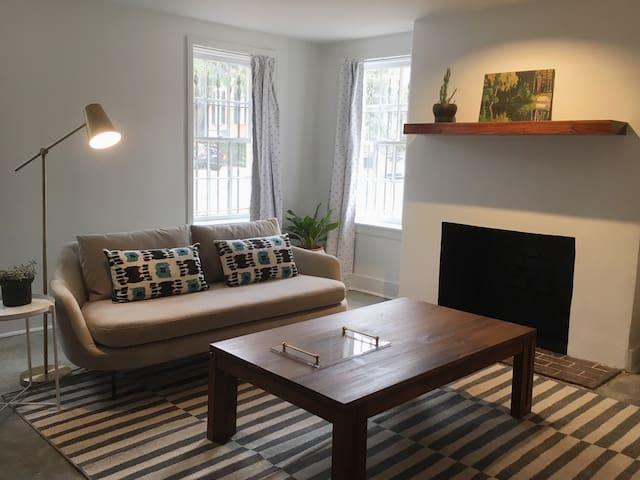 Francis Waver's Apartment