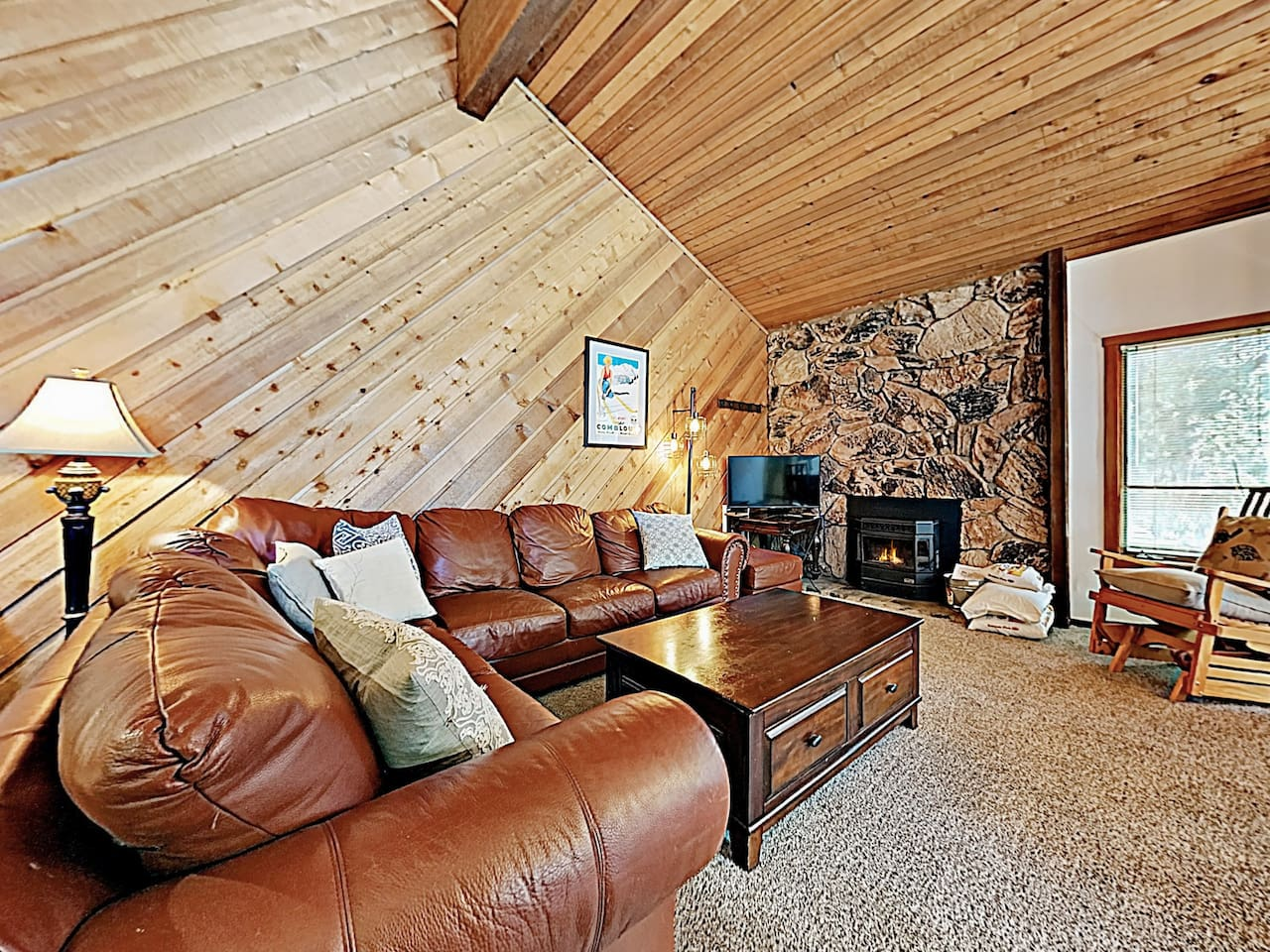 Welcome to Mammoth! Your rental is professionally managed by TurnKey Vacation Rentals.