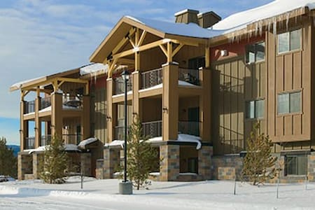 West Yellowstone, MT 2 Bedroom Resort Condo #2 - Condominium