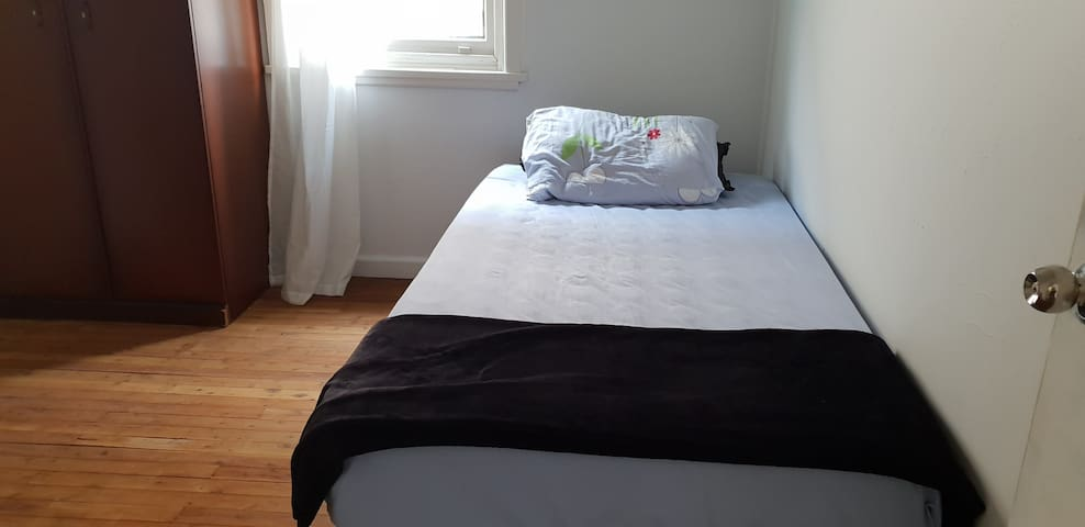 Private Single Bed in South Wentworthville House