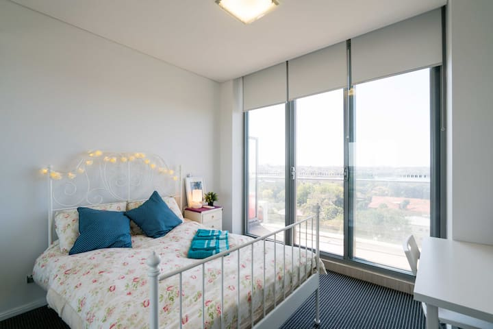 Sydney Rhodes Water View New Apartment - Rhodes - Apartemen