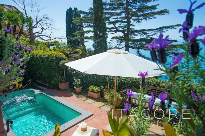 Positano  Private Villa with Pool and Sea Views