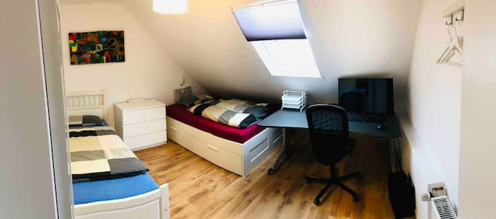 Great 3 room apartment Narrenstadt Viersen Duelken