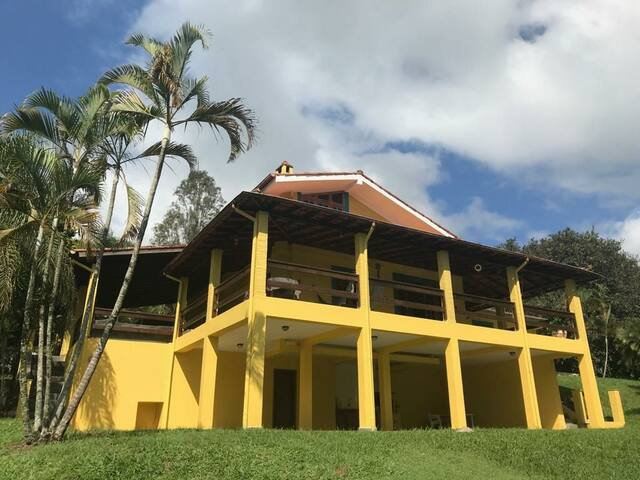 Casa Chácara Santo Antônio