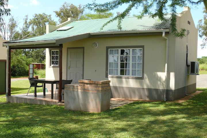 Fever Tree Cottage near Hluhluwe game Park