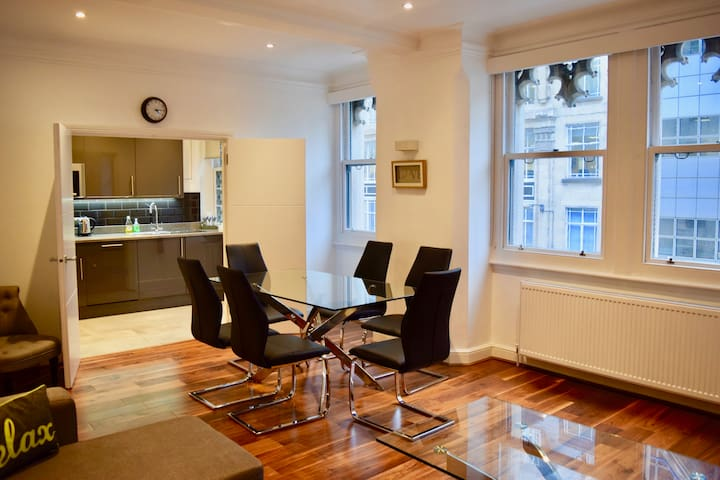 Gorgeous Apartment in Heart of London (FS3 II)