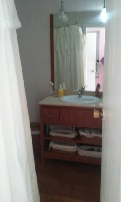 Cuarto de baño individual