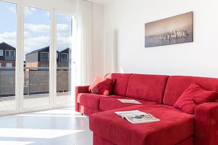 Wonderful apartment with large terrace in M. di Ravenna - Marina di Ravenna - Apartment